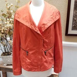 Michael Kors Utility Blazer Jacket L